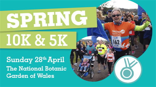 Tenovus Cancer Care Spring 10k and 5k