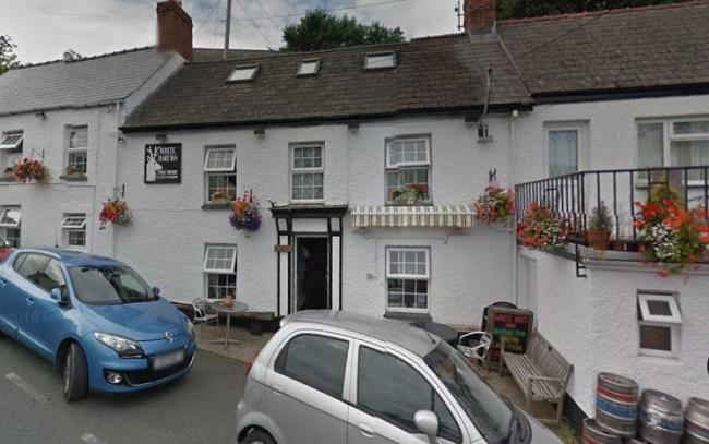 The White Hart Inn, St Dogmaels. PICTURE: Google Maps