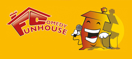 Funhouse Comedy Club - Comedy Night in Gloucester Apr 2020