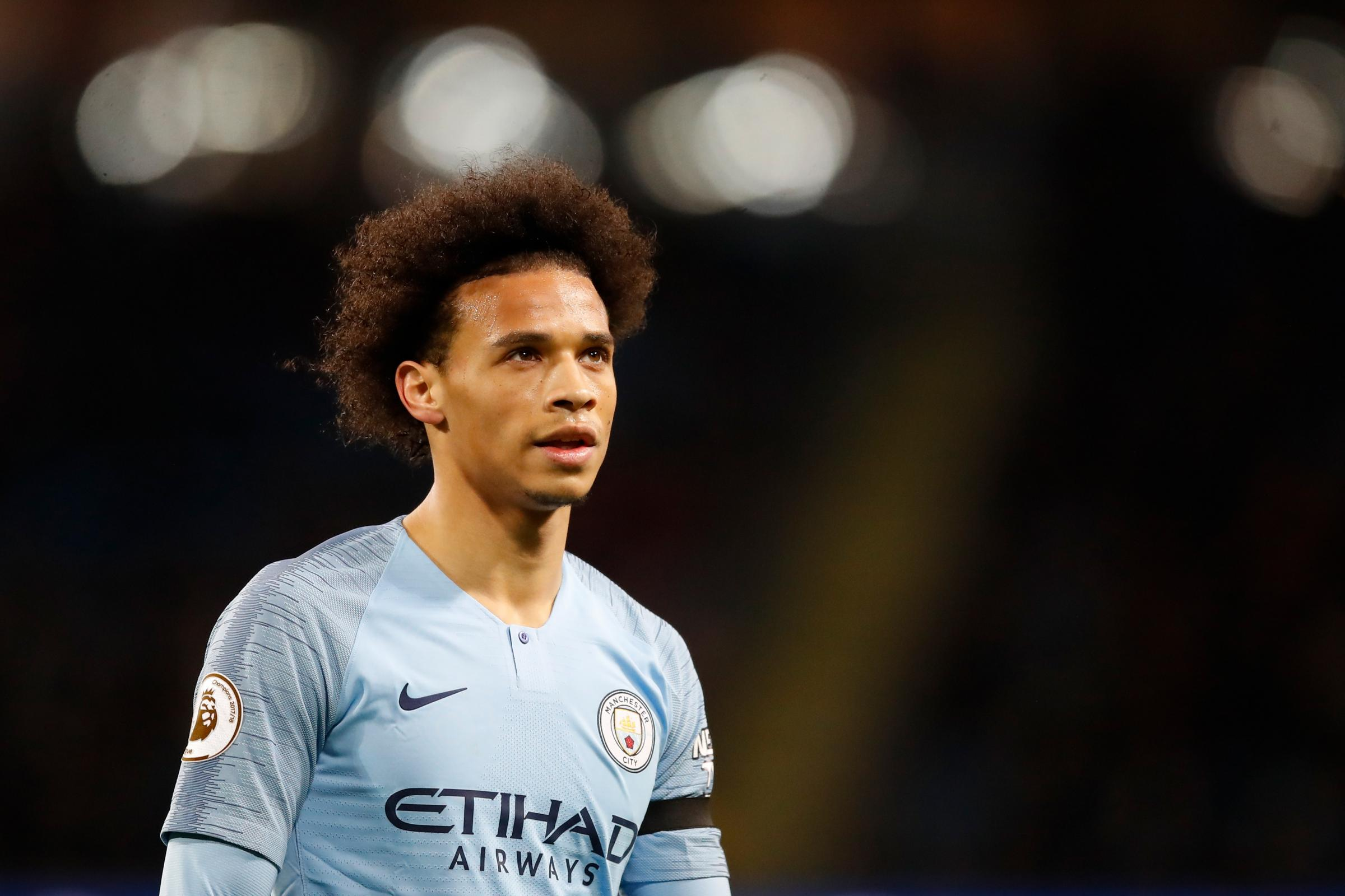 Leroy Sane feels Manchester City now have the bit between their teeth