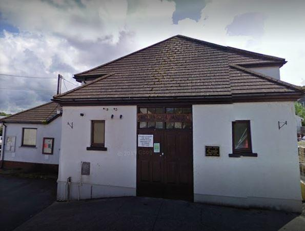 Image result for St Dogmaels memorial hall