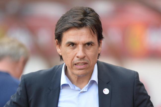 Chris Coleman has been sacked by Hebei China Fortune