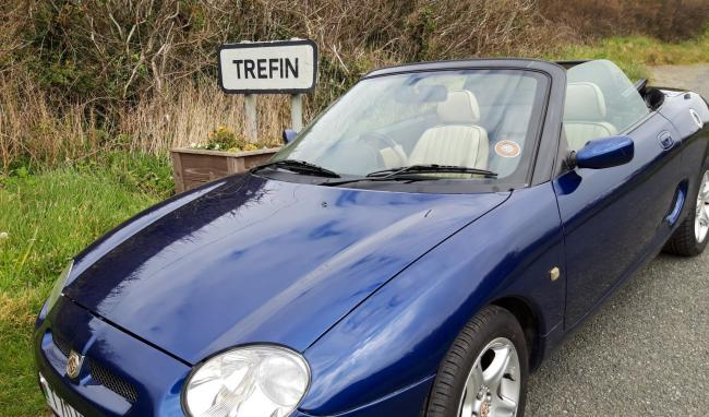 The first-ever Trefin Classic Car and Bike Show will be held in the village on July 21.