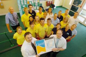 Pembrokeshire leisure centre awarded